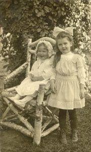 Photo of Nan Greene Griswold Dove & Marion Griswold